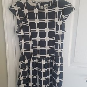 2 for 20$🌟Black and White Dress
